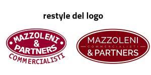 restyle del logo dpi